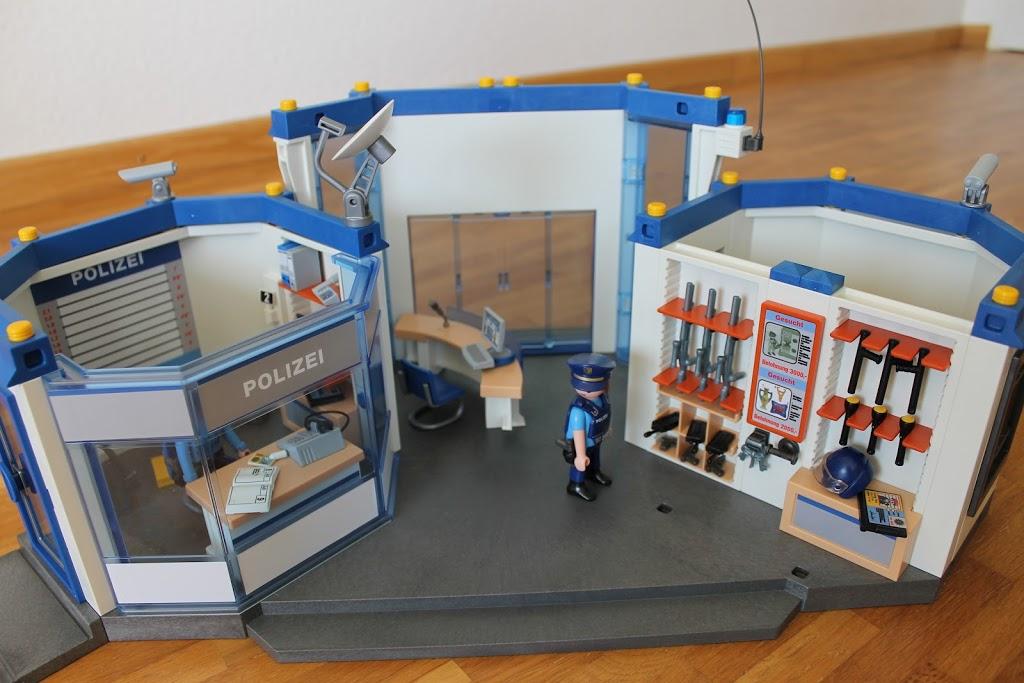 produkttest playmobil polizeihauptquartier  lavendelblog