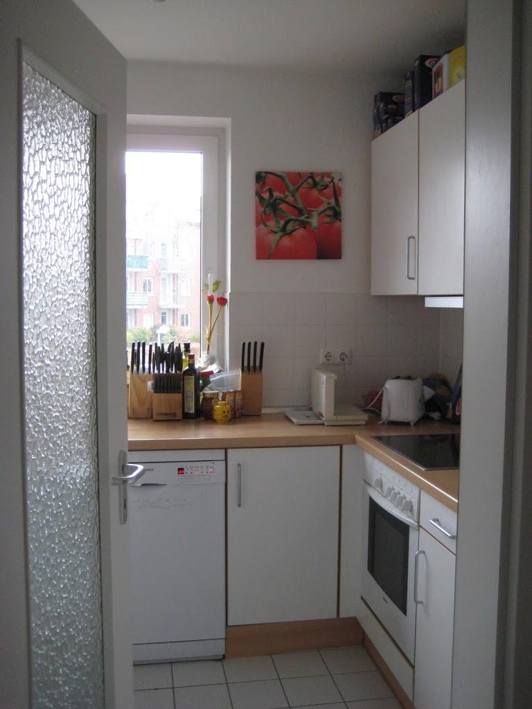 Platz ist in der kleinsten Küche - Lavendelblog