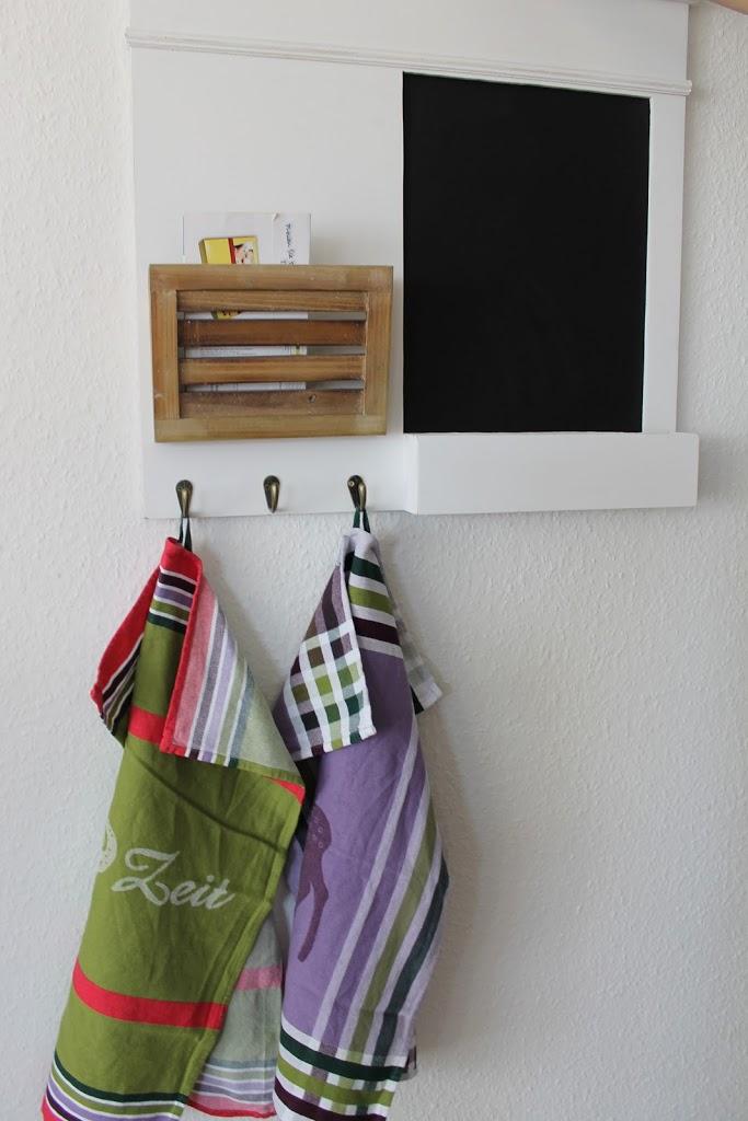 ein neues memoboard f r die k che lavendelblog. Black Bedroom Furniture Sets. Home Design Ideas