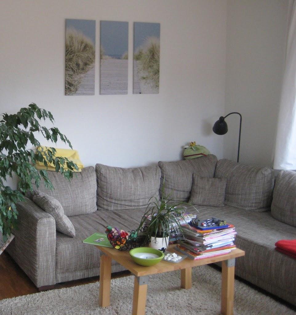 ein schlafsofa im arbeitszimmer lavendelblog. Black Bedroom Furniture Sets. Home Design Ideas