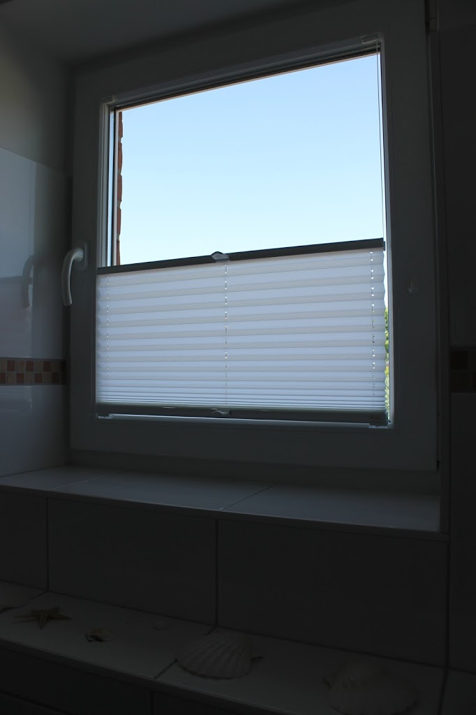 Sichtschutz fürs Gäste-WC - Lavendelblog