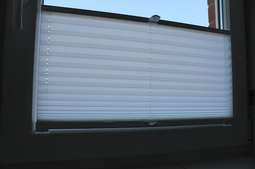 Bad plissee stunning der vielfltige klassiker with bad plissee amazing klick foto vergrssern - Sichtschutz badfenster ...