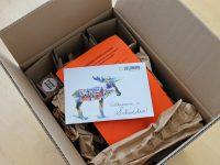 Die Delinero-Box im August 2014