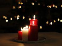 Weihnachten bei der Lavendelfamilie