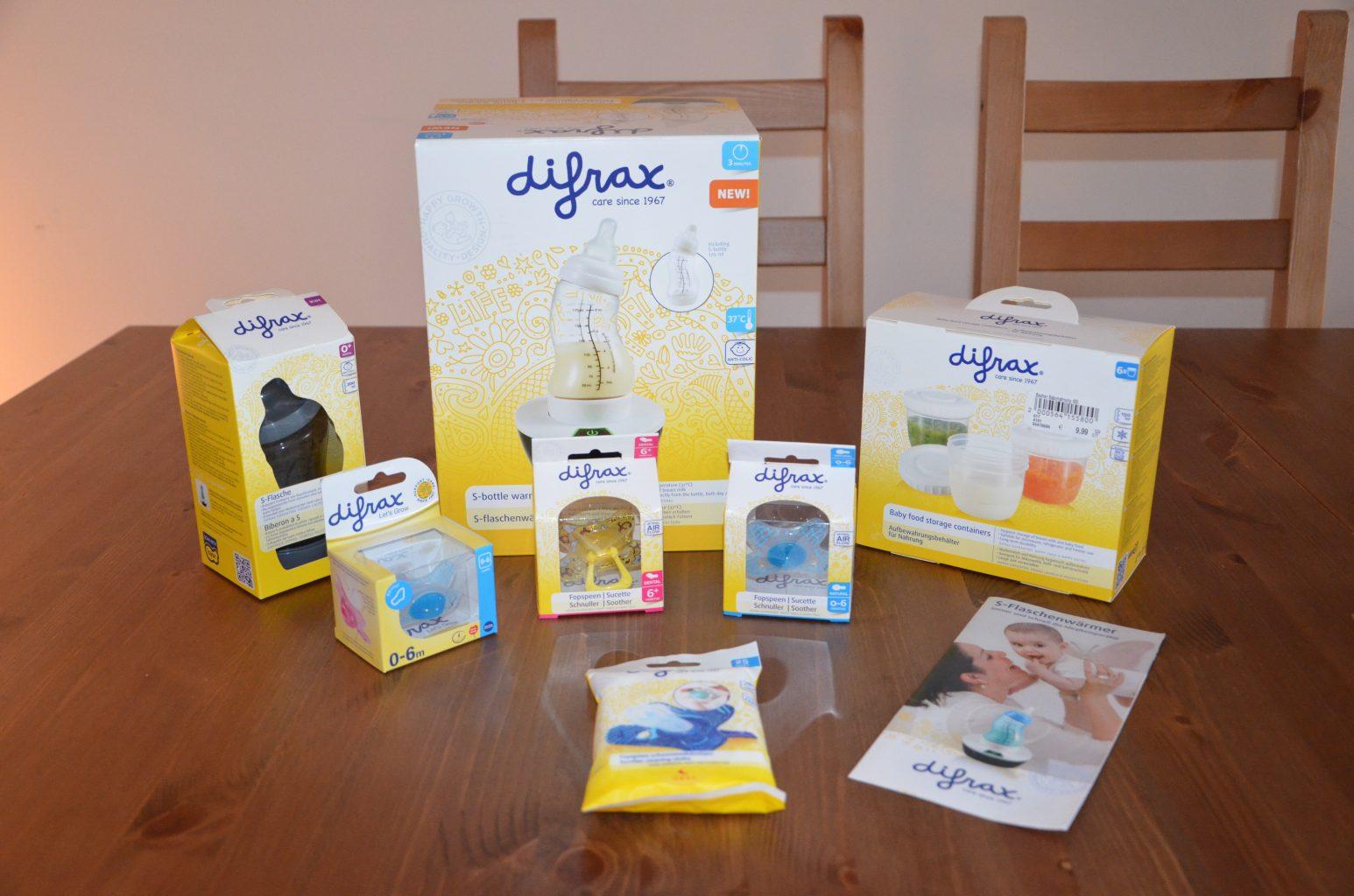 Einkauf Difrax