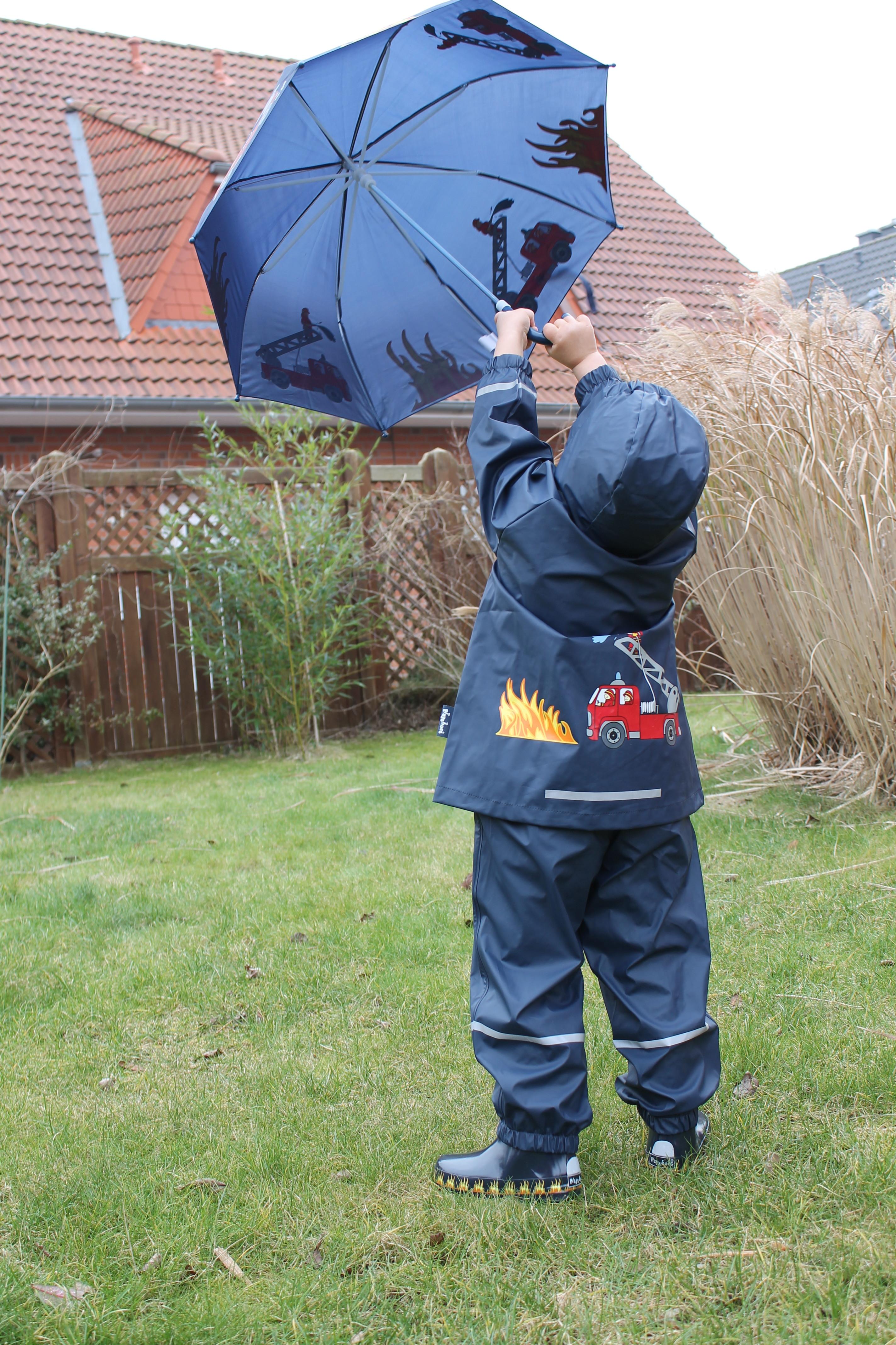 Regenbekleidung Kindergarten