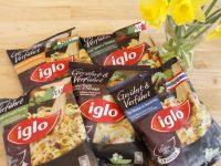Neues aus der Iglo-Botschafter-Küche