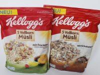 Ein guter Start in den Tag mit Kellogg's
