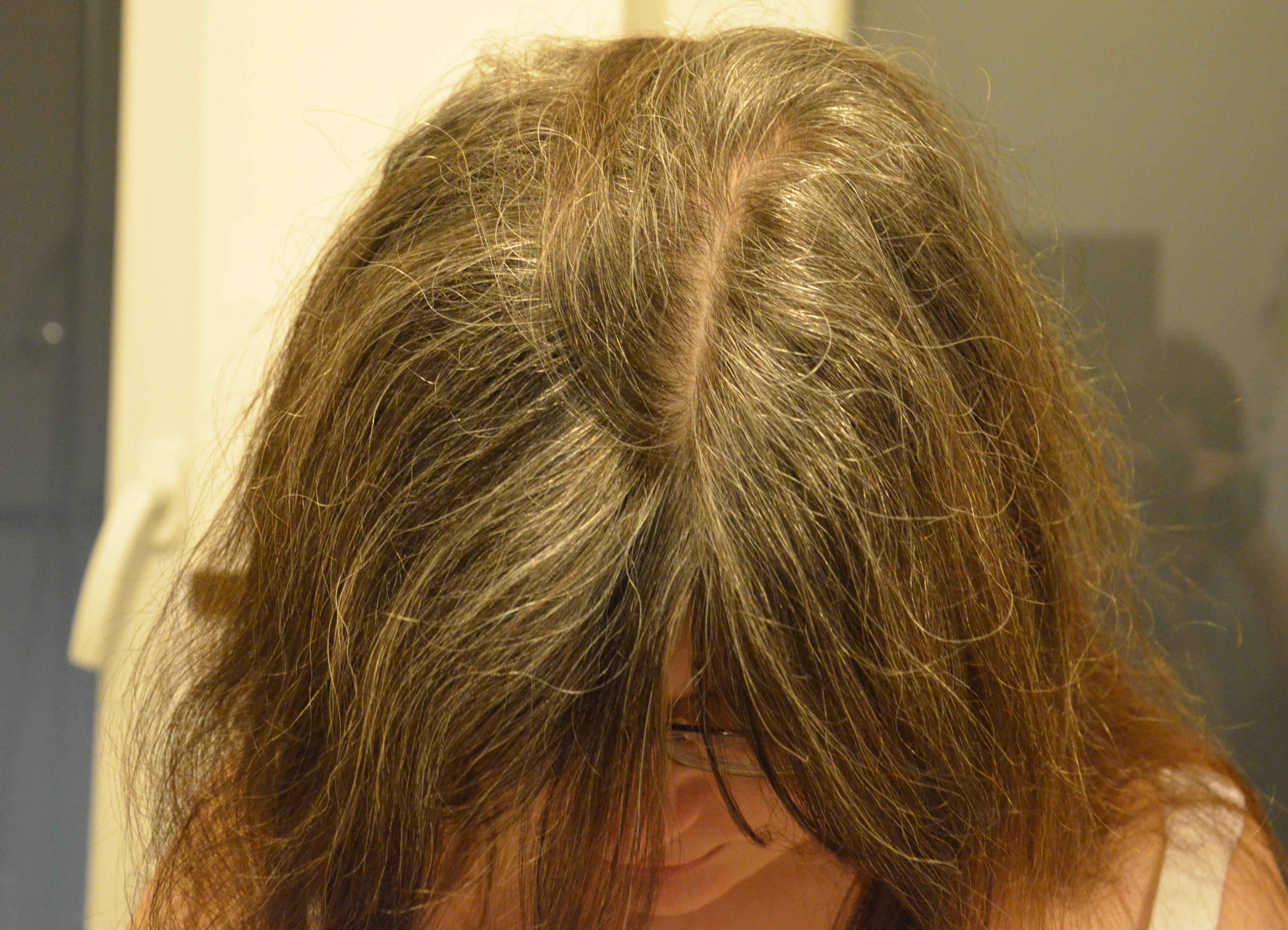 graue haare haben wieder farbe bekommen modische frisuren f r sie foto blog. Black Bedroom Furniture Sets. Home Design Ideas