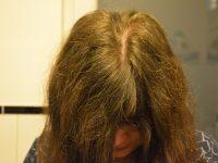 Gegen das Grau und für mehr Farbe in meinem Haar