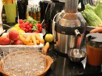 Bloggerevent mit Philips: Gesundes Fast Food für die ganze Familie