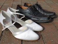 Die Braut braucht Schuhe
