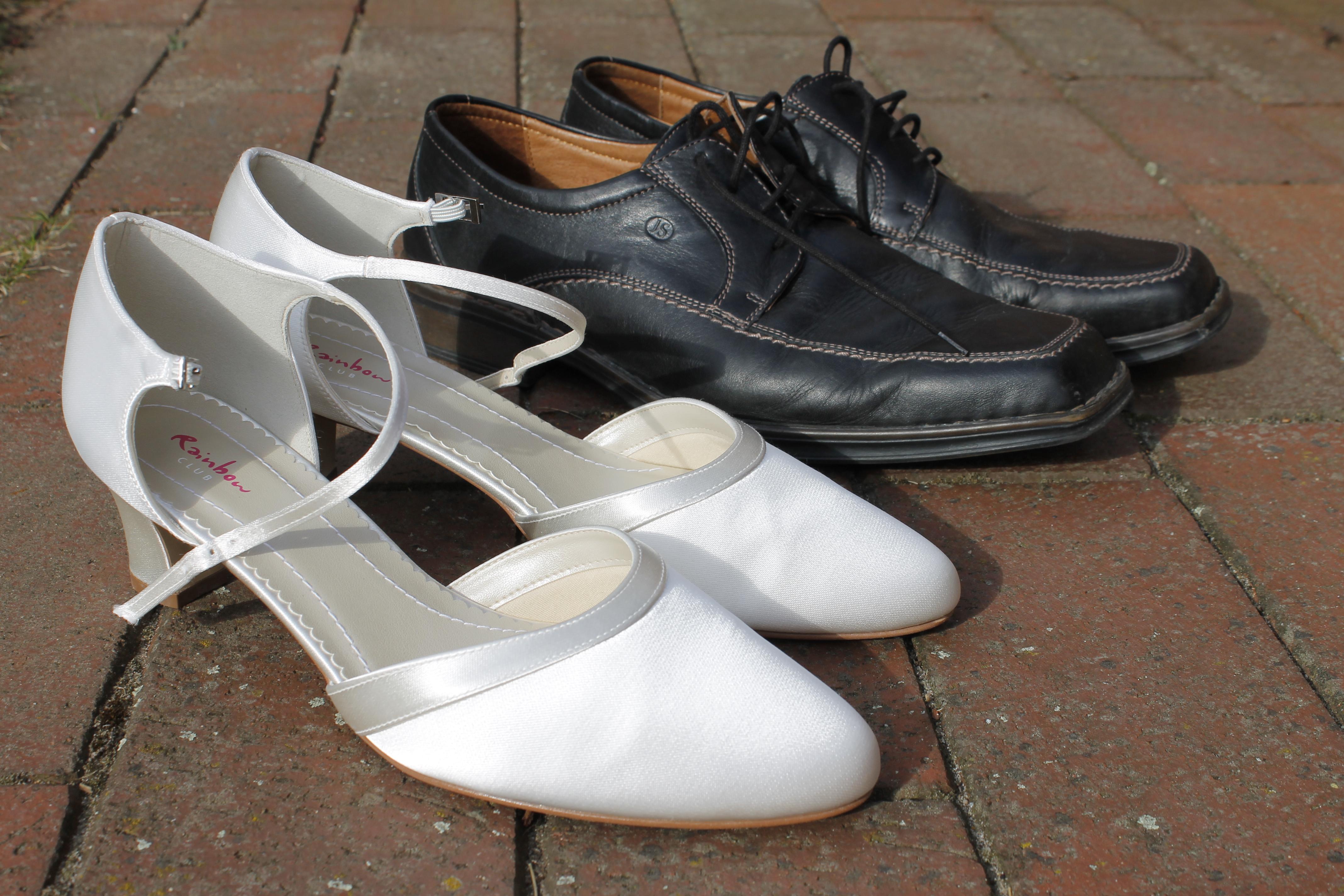 on sale 3c54a b8ec1 Die Braut braucht Schuhe - Lavendelblog