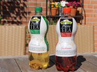 Erfrischt durch den Sommer mit Pure Tea von Pfanner