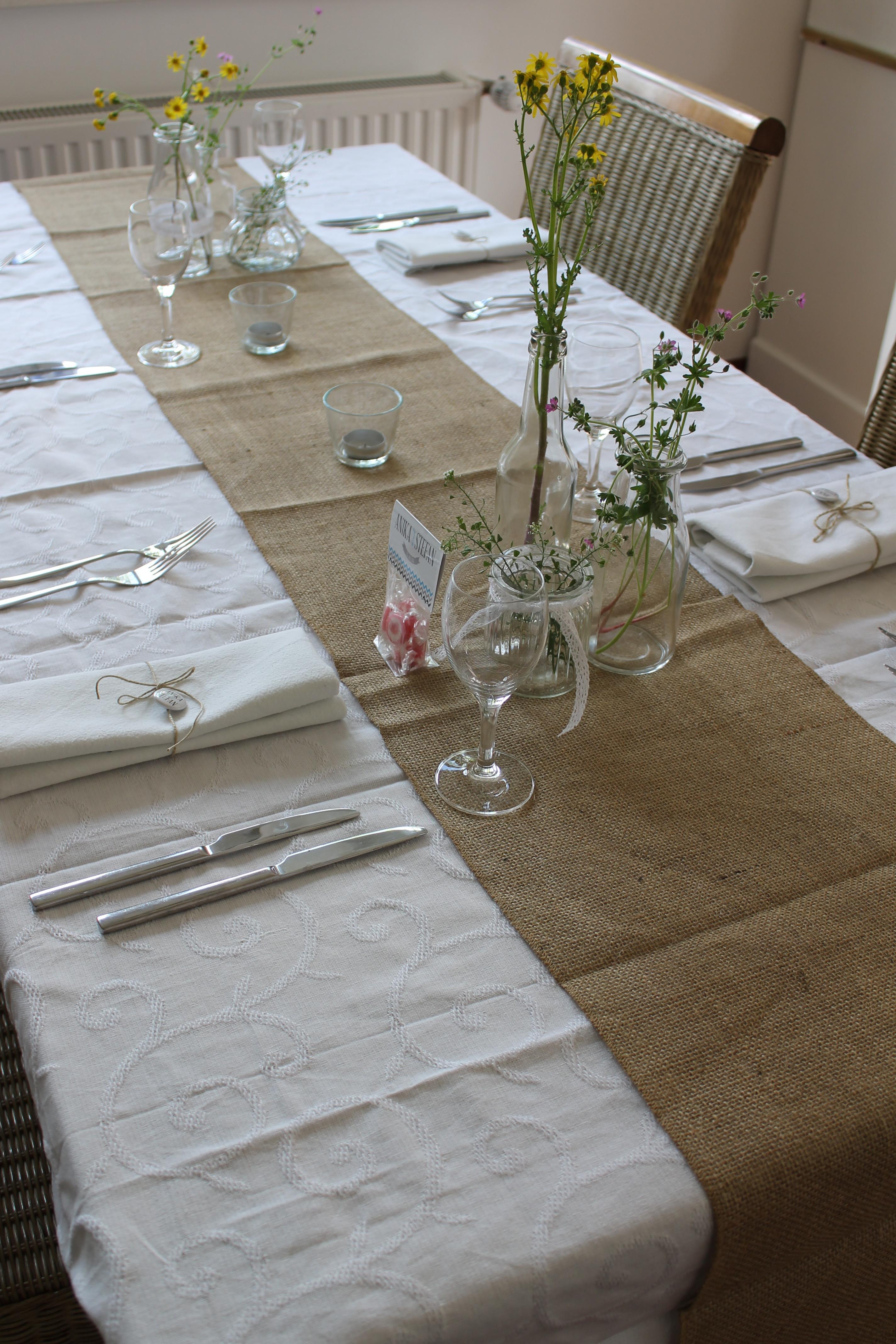 Hochzeitsideen Die Tischdeko Lavendelblog