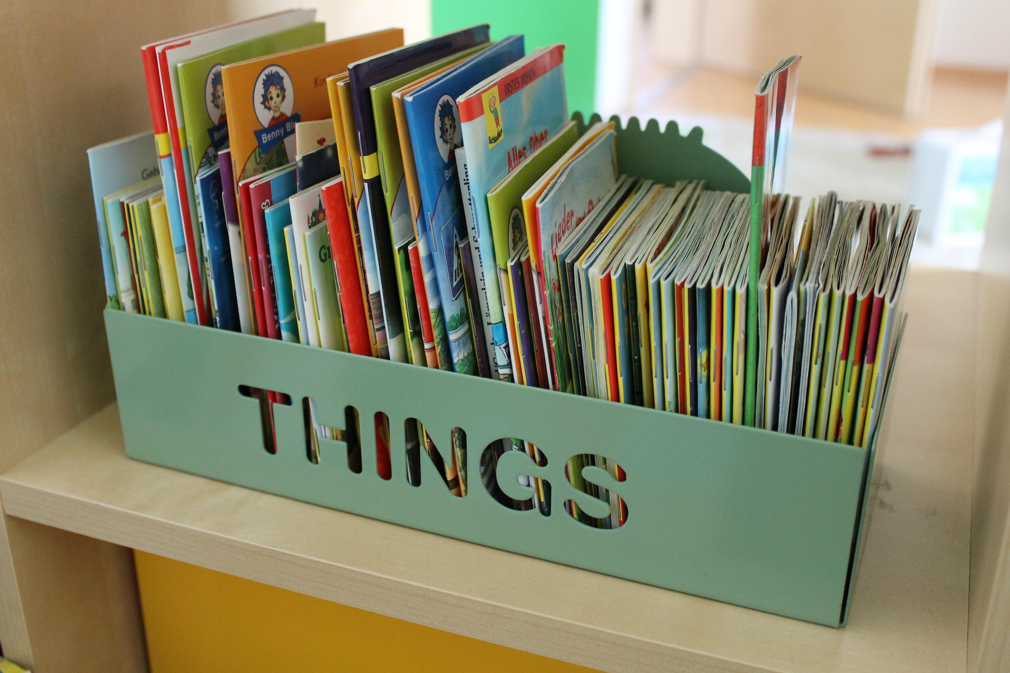 Für noch mehr Ordnung im Kinderzimmer - Lavendelblog