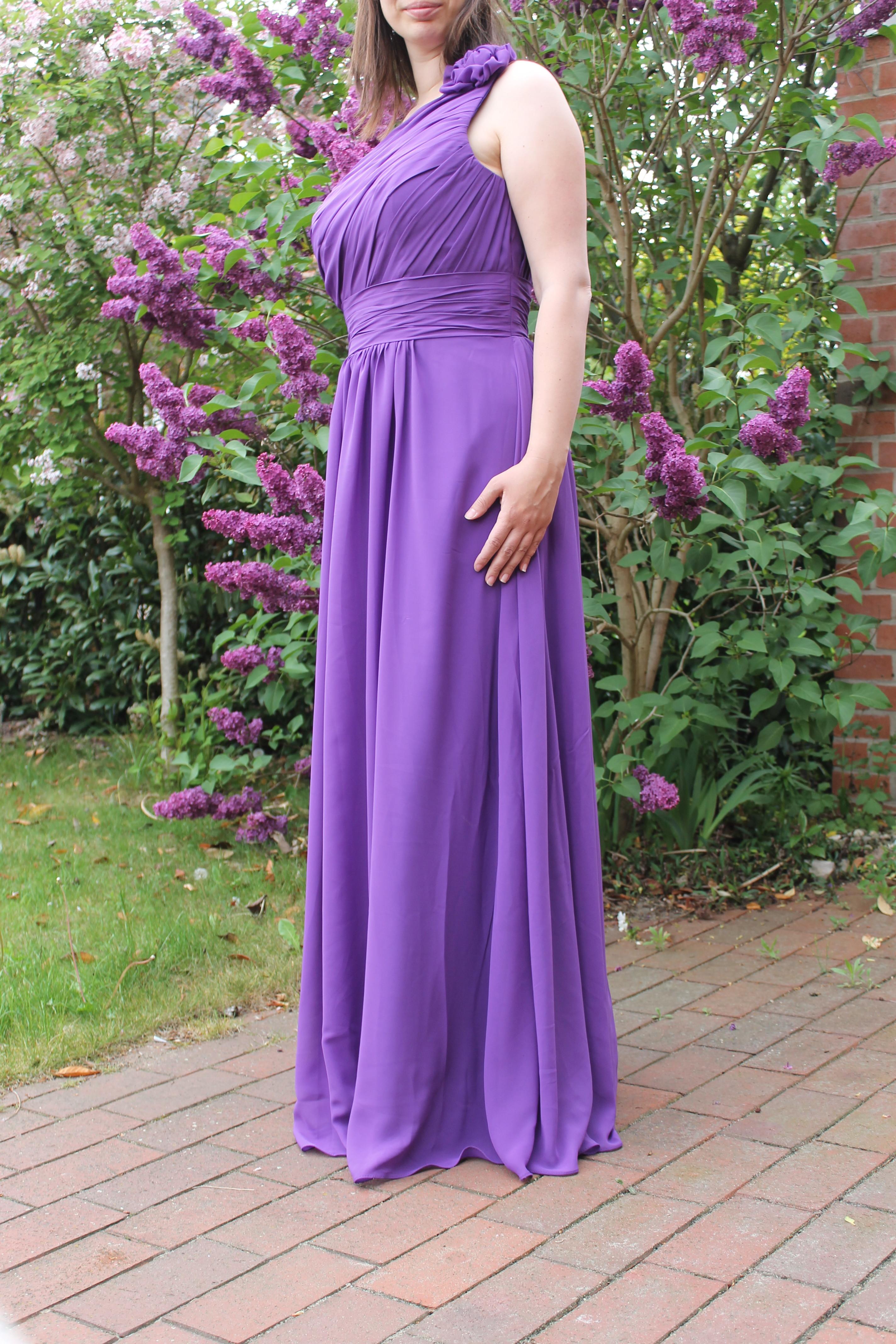 Festlich gekleidet - Lavendelblog