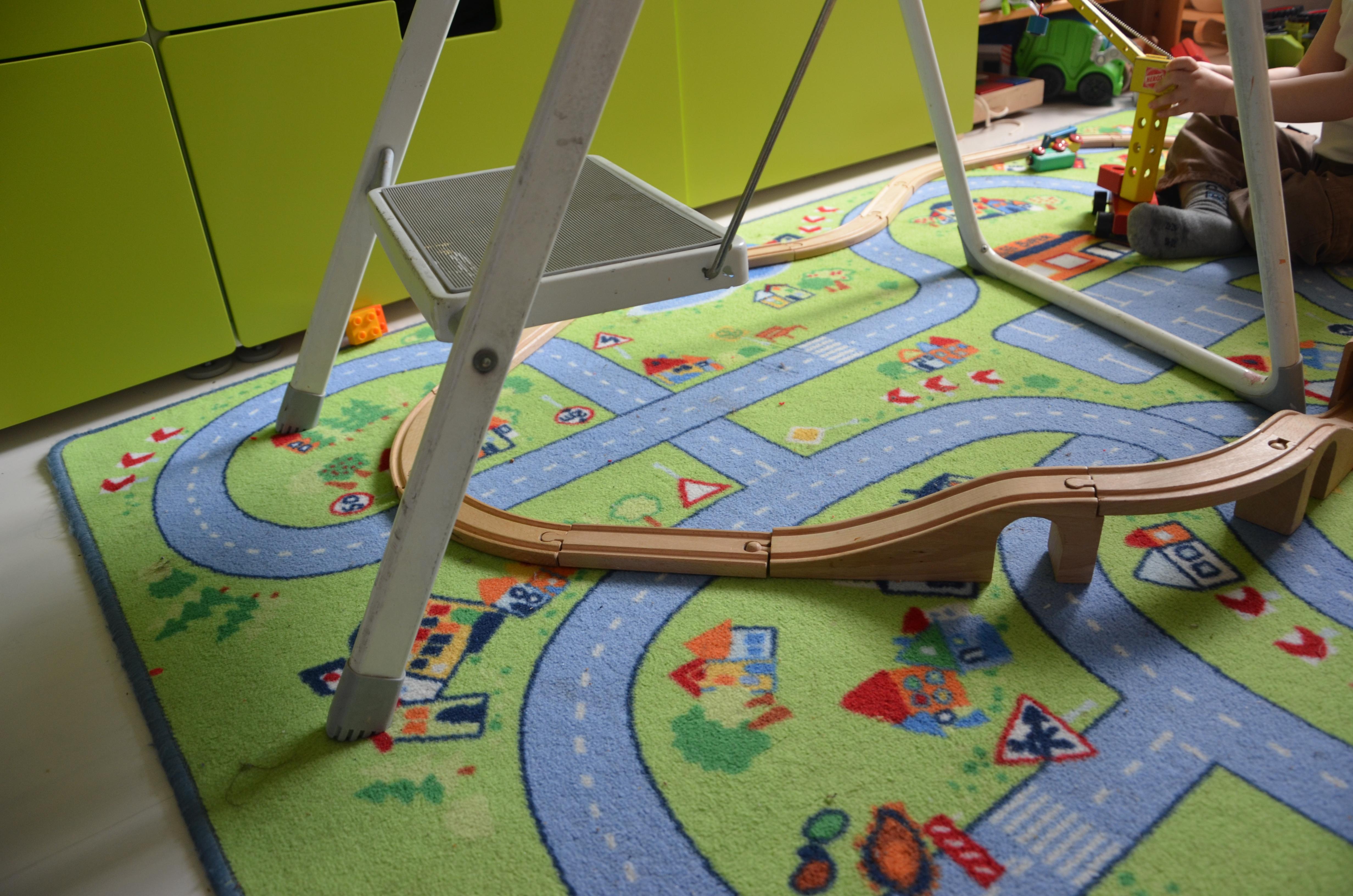 Mehr Licht im Kinderzimmer - Lavendelblog