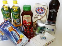 Die Degustabox im April 2015