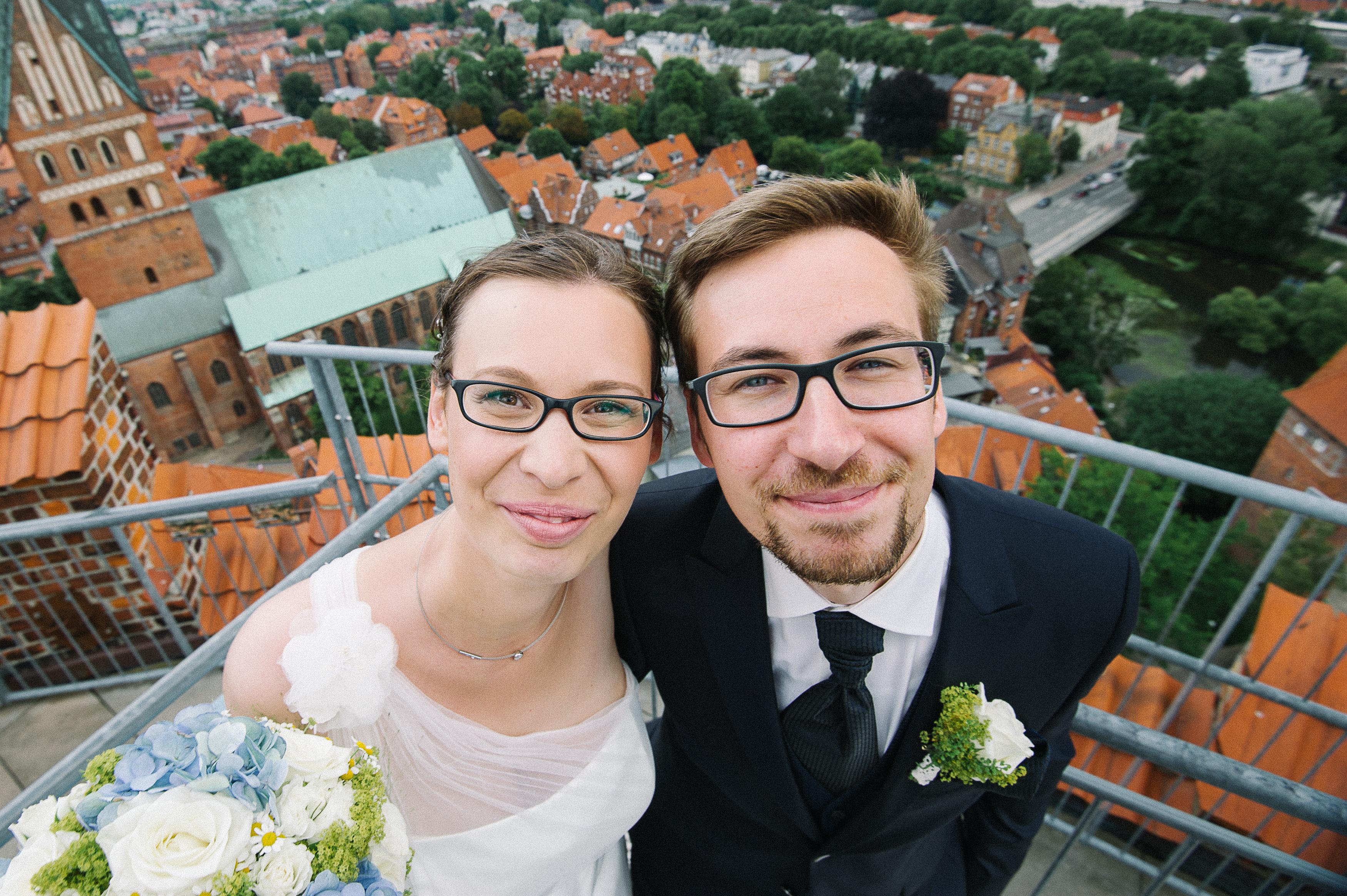 Der Hochzeitsanzug von Wilvorst – Die Hochzeit