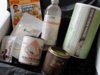 Die Gourmetbox im August 2015