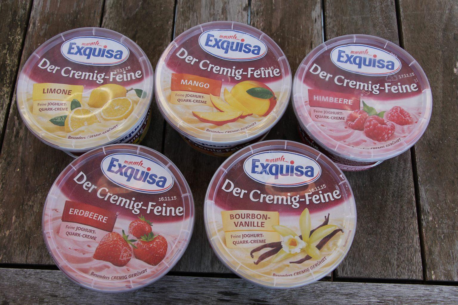 """Exquisa """"Der Cremig-Feine"""""""