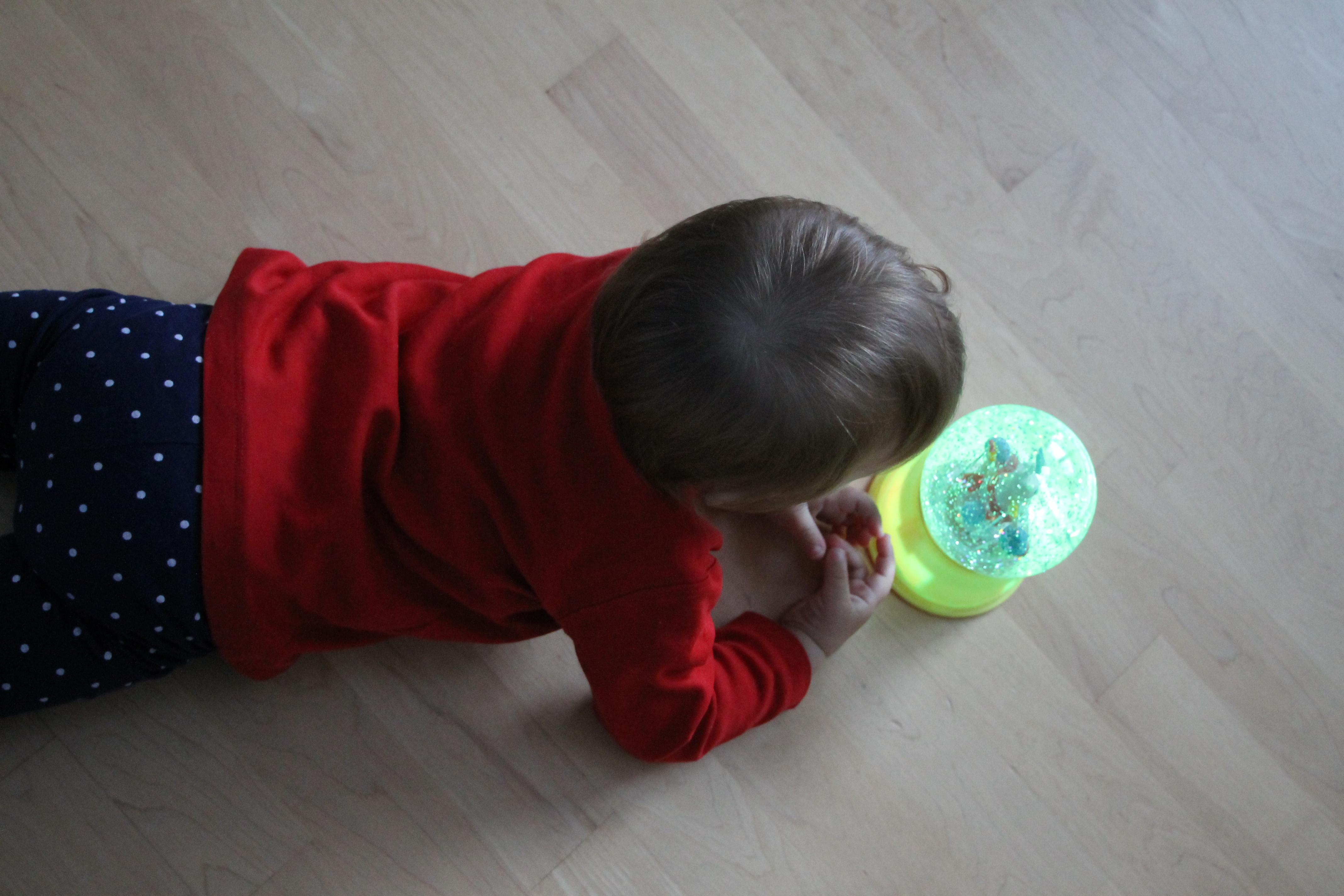 Gemütlichkeit im Kinderzimmer mit einem magischen