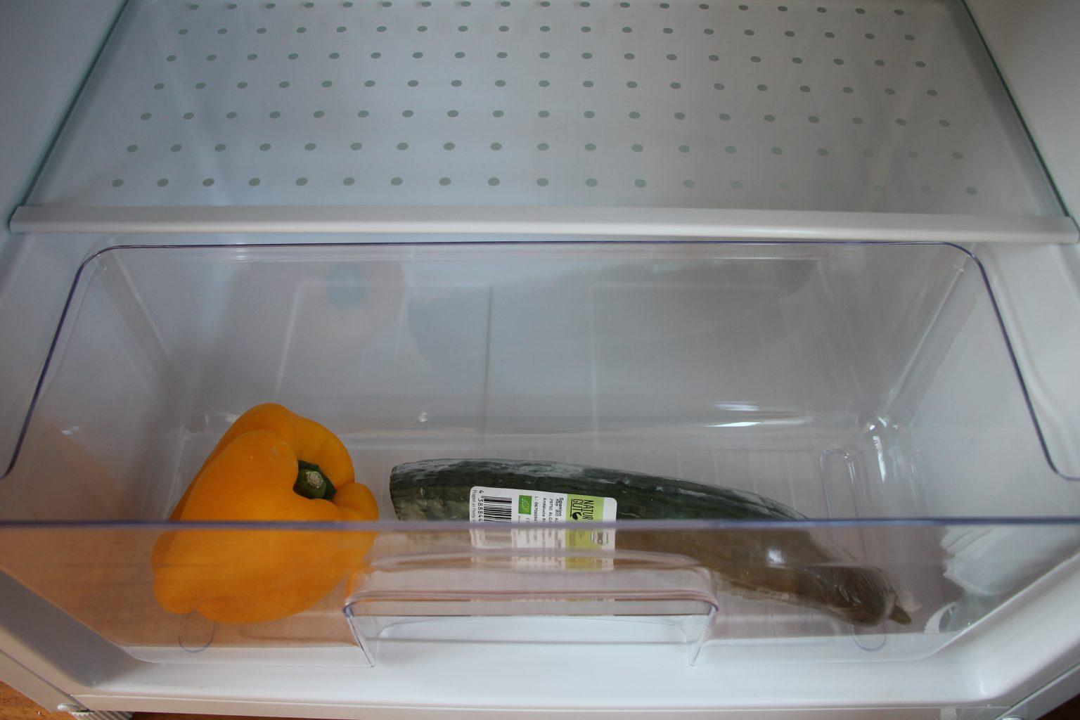 Klarstein Kühlschrank Gemüsefach