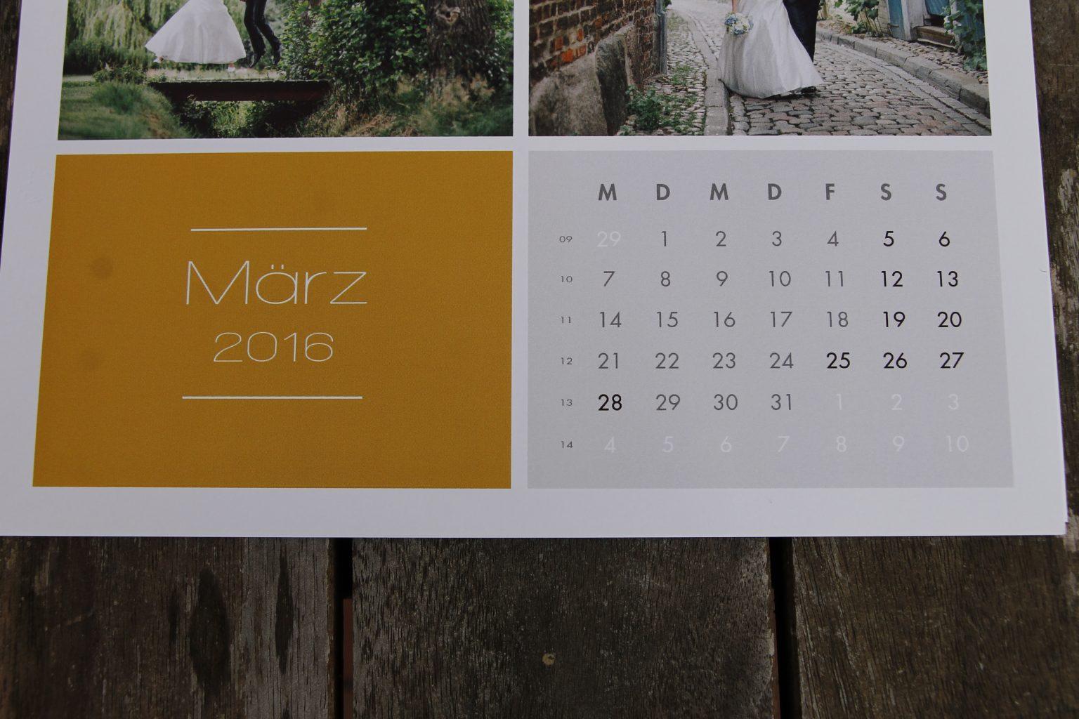Smartphoto Foto-Wandkalender