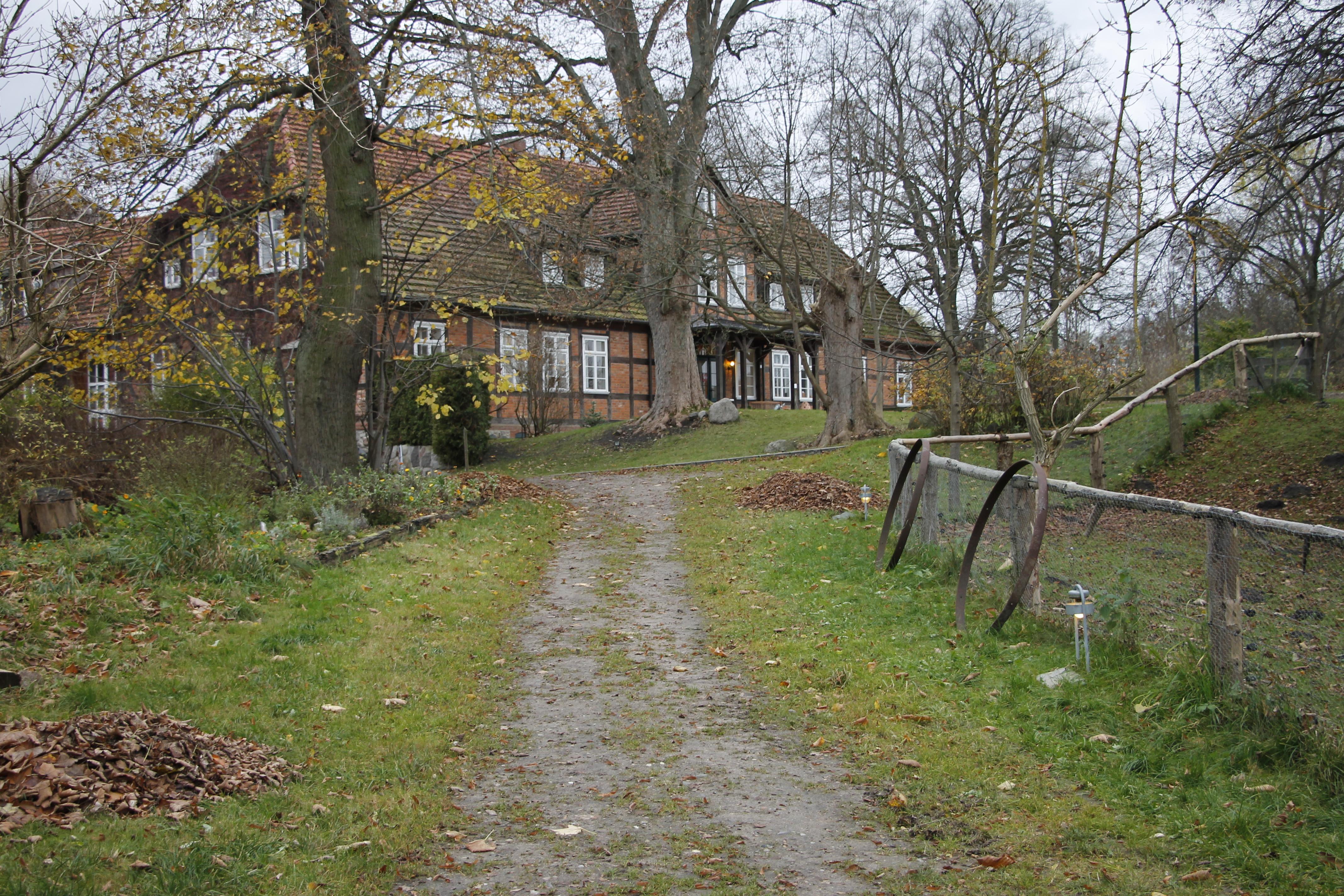 Mit der urlaubsbox auf dem gutshof woldzegarten lavendelblog - Weihnachtsgeschenk ehefrau ...