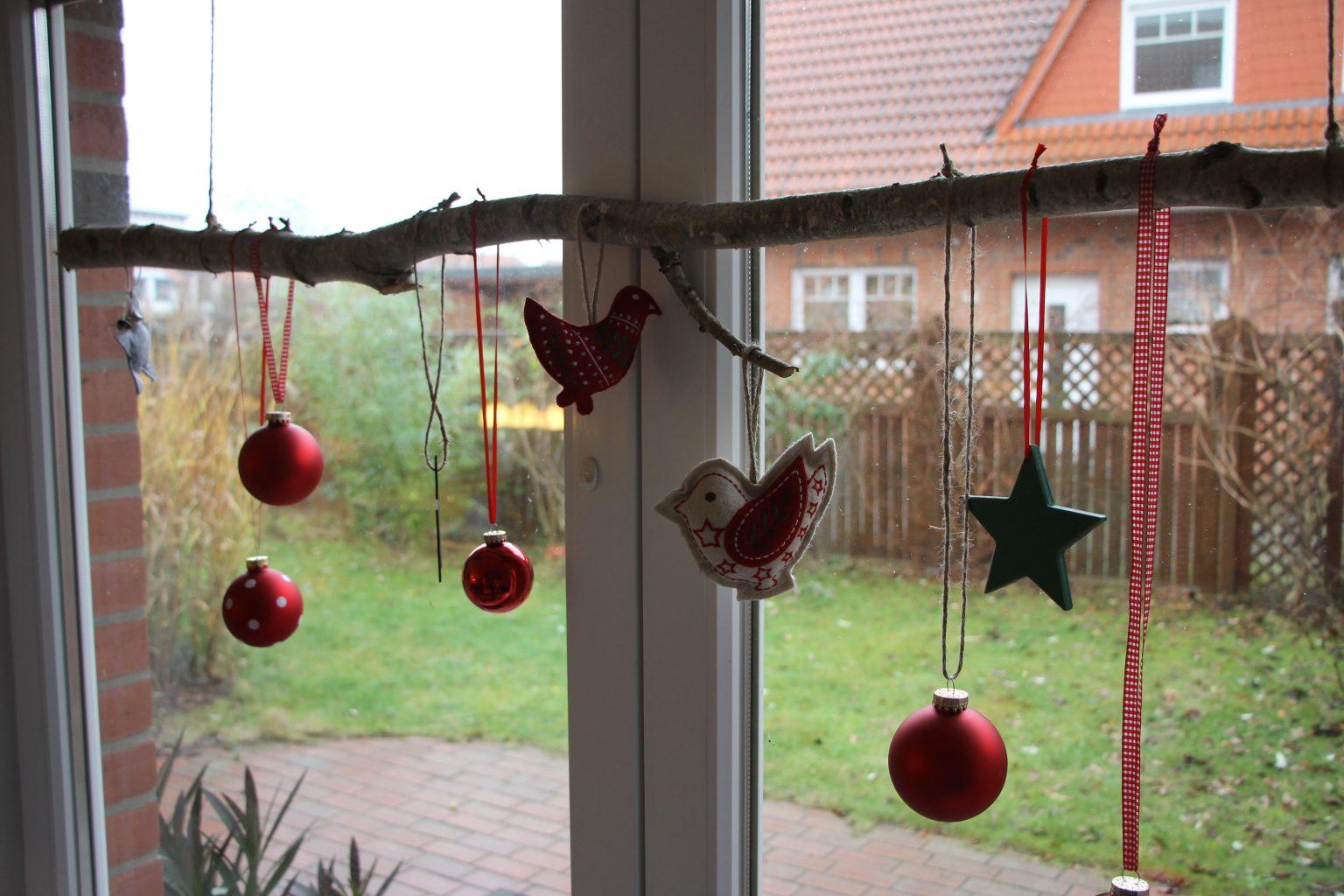 weihnachtliche Dekoidee