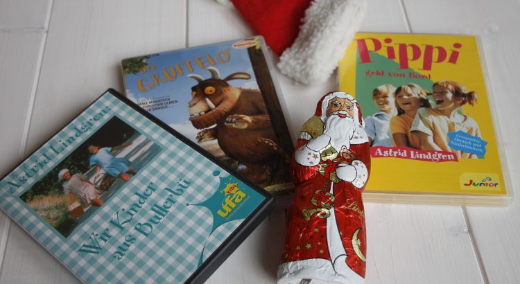 Kinderfilme an Weihnachten