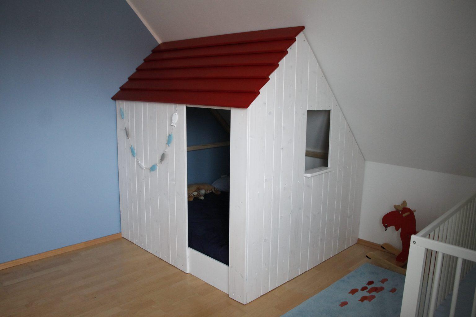 maritimes Kinderzimmer