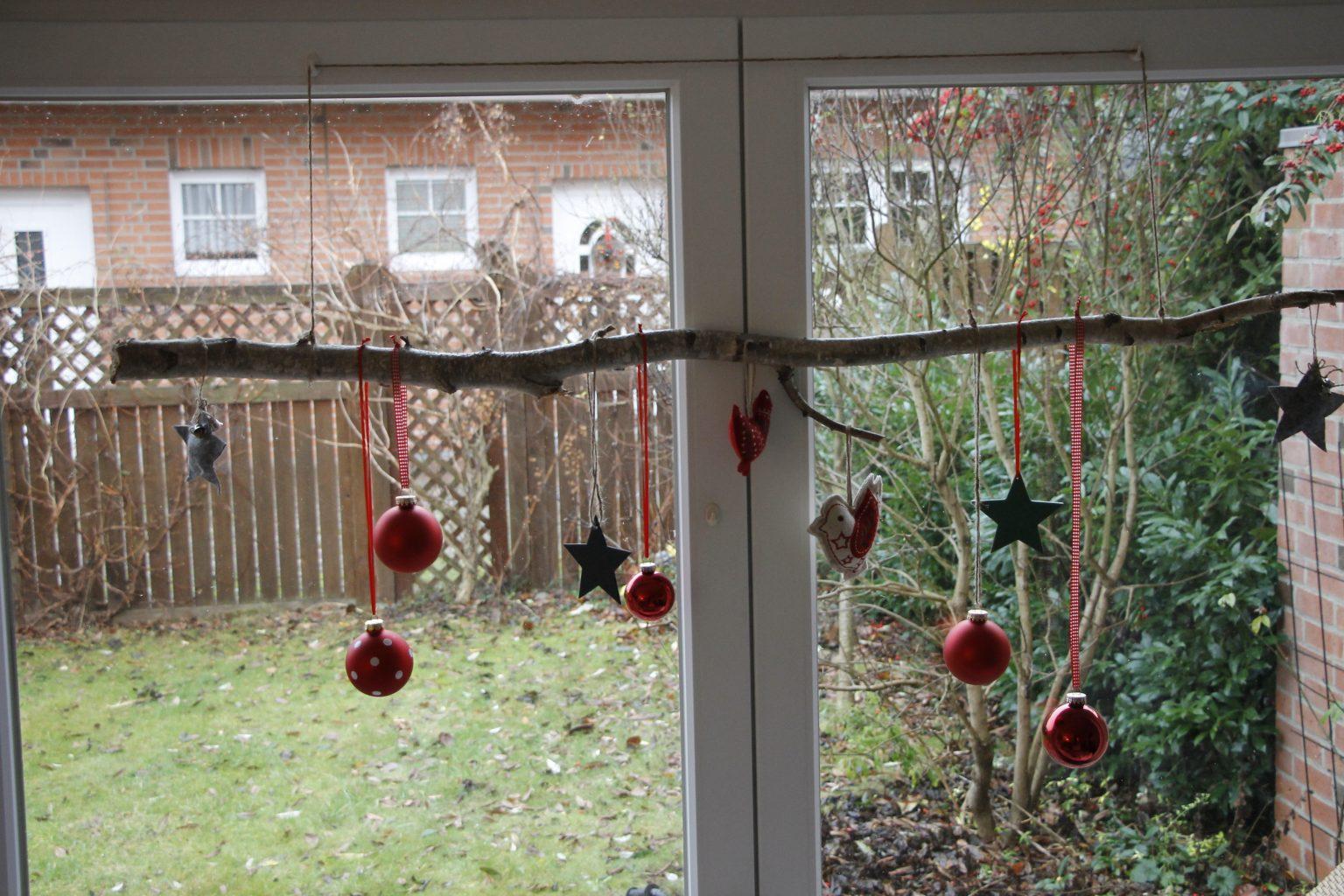 weihnachtliche DIY-Idee