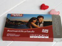 Romantischer Kurzurlaub mit der Urlaubsbox (mit Gewinnspiel)