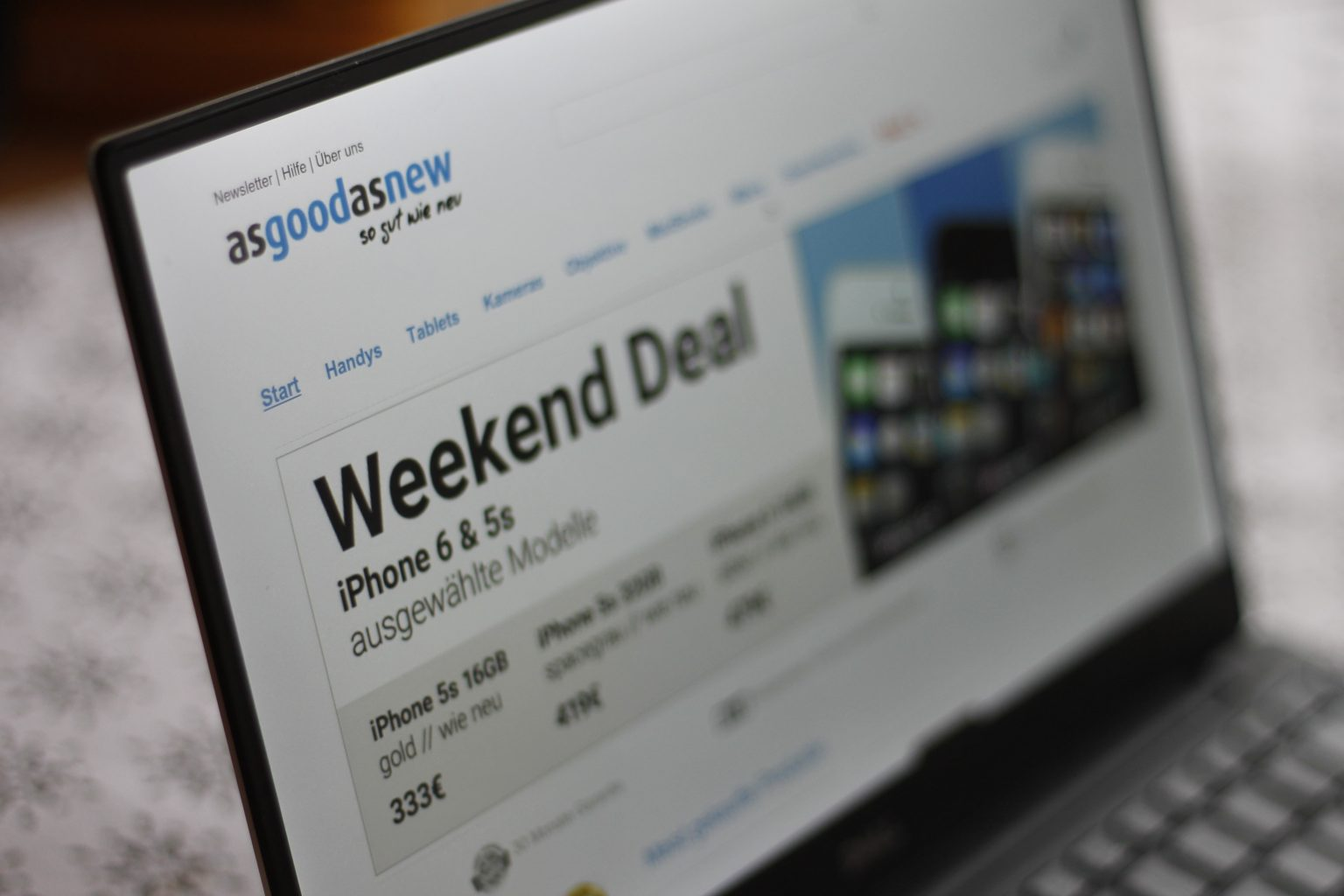 asgoodasnew weekend deal