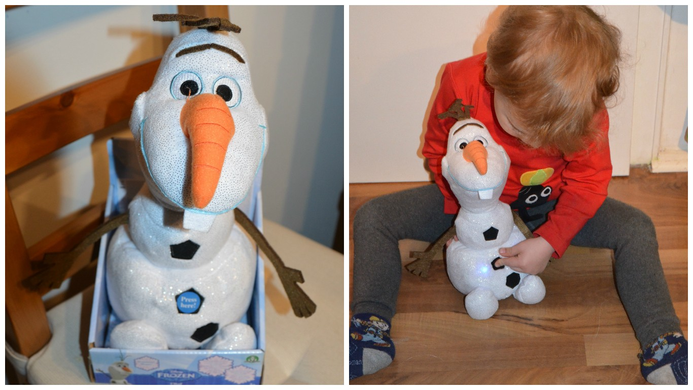 Olaf Collage