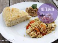 Einladung zur Blogparade: Kulinarisch um die Welt