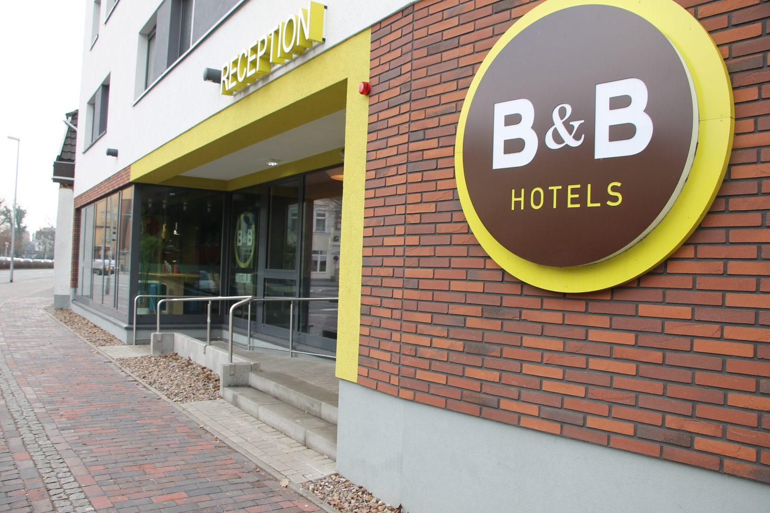 B&B Hotel Oldenburg Außenansicht