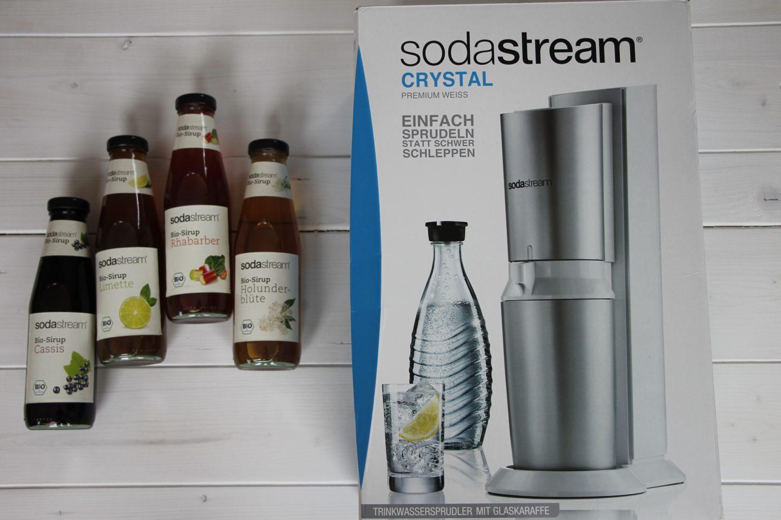 SodaStream Gewinnspiel