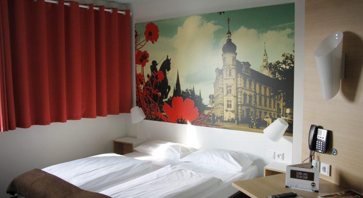 B&B Hotel Oldenburg Zimmer