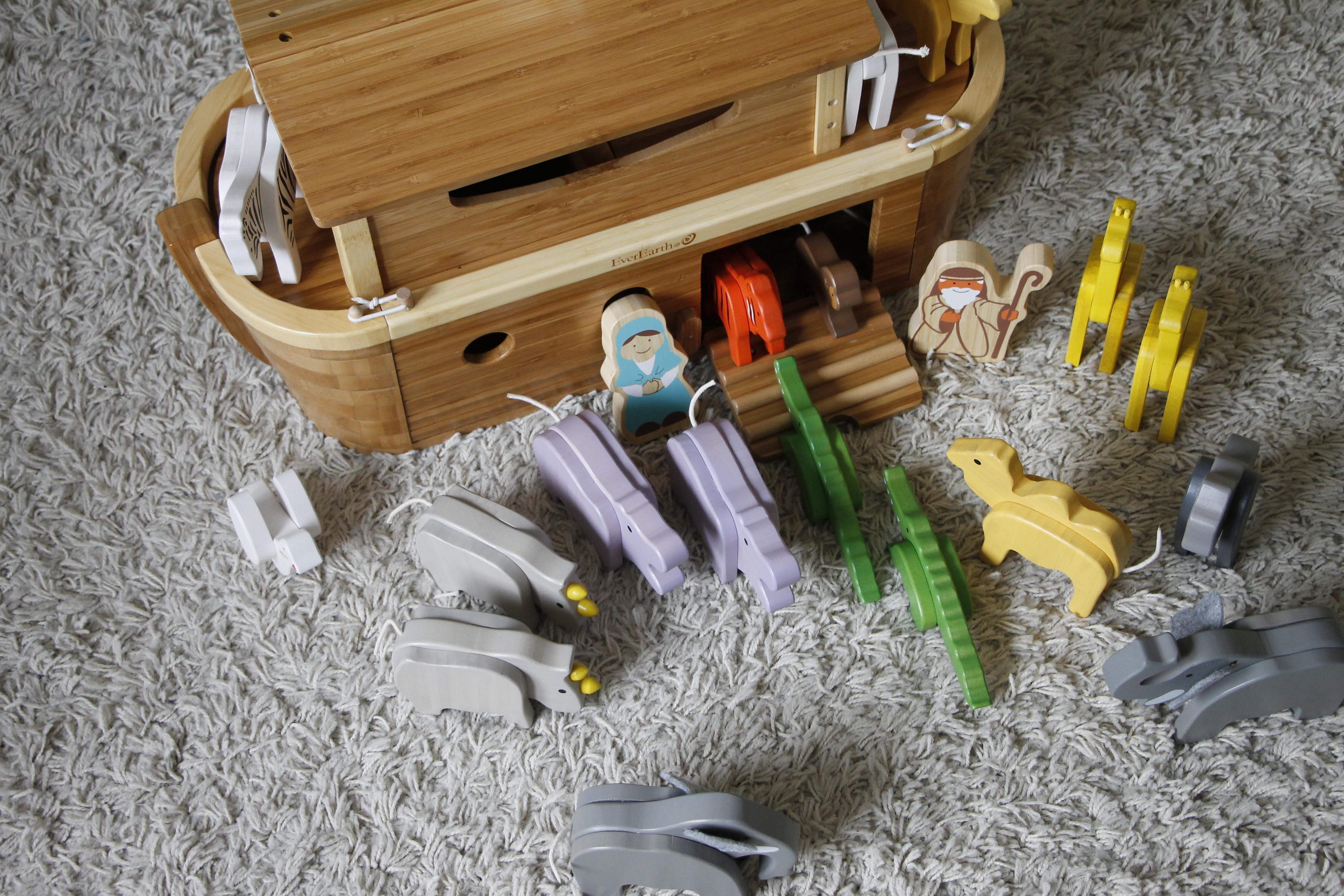 Nachhaltiges und gesundes Spielzeug von EverEarth ...