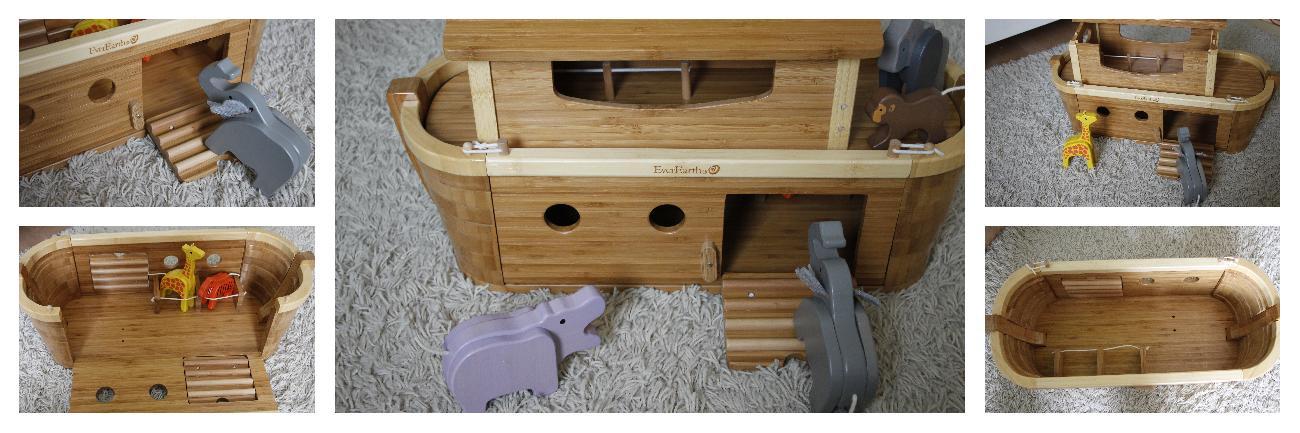 Holzspielzeug Arche Noah
