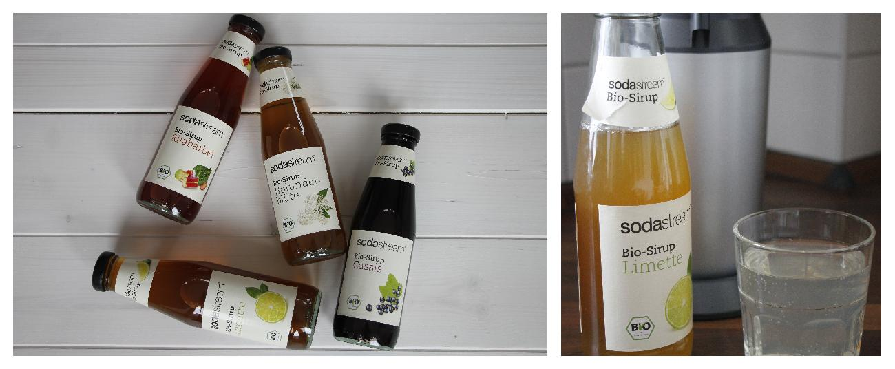 SodaStrean Bio Sirups