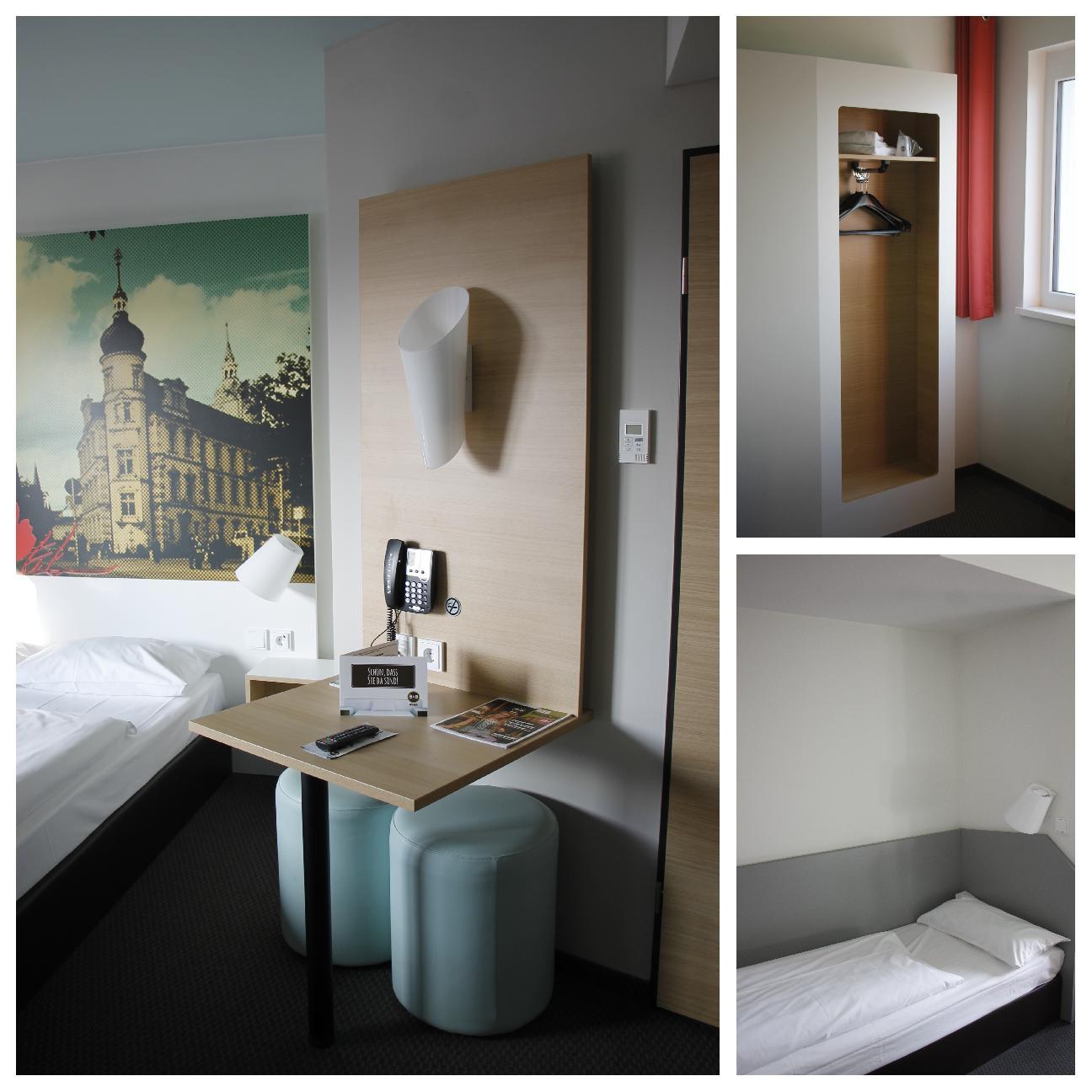 B&B Hotel Oldenburg: Eindrücke vom Zimmer
