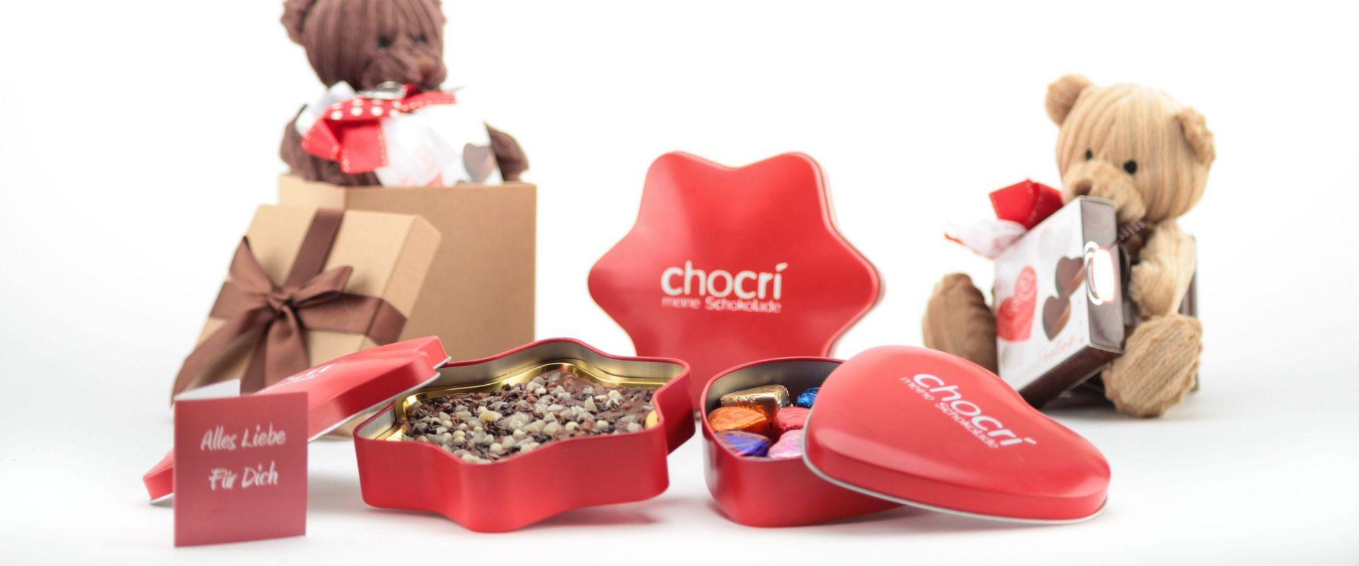 chocri Überraschungspaket