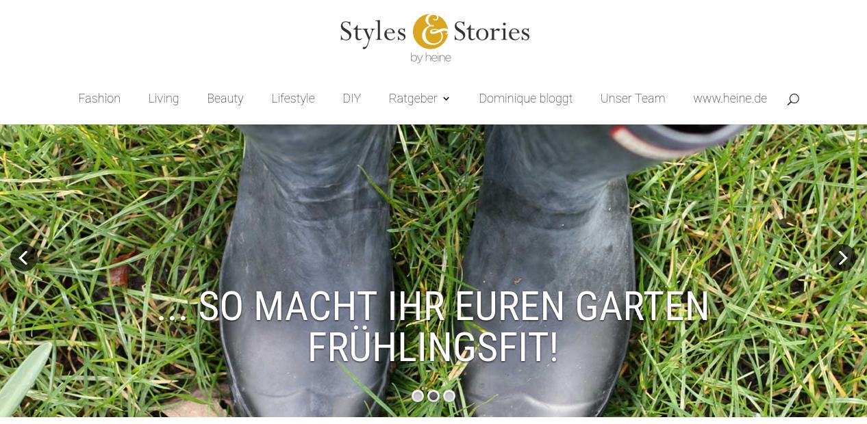 Heinrich Heine Blog