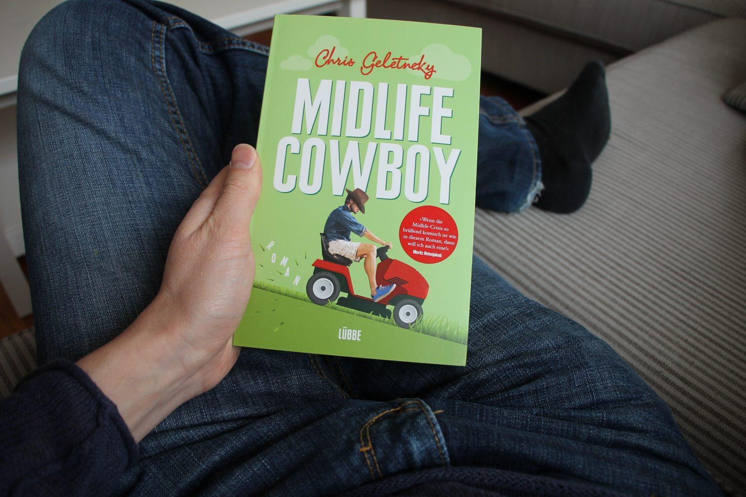 Midlife Cowboy Buch