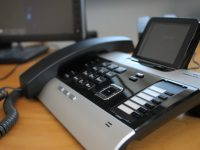 Die Telefonzentrale fürs Home-Office: Das Gigaset DX800 A all in one im Test