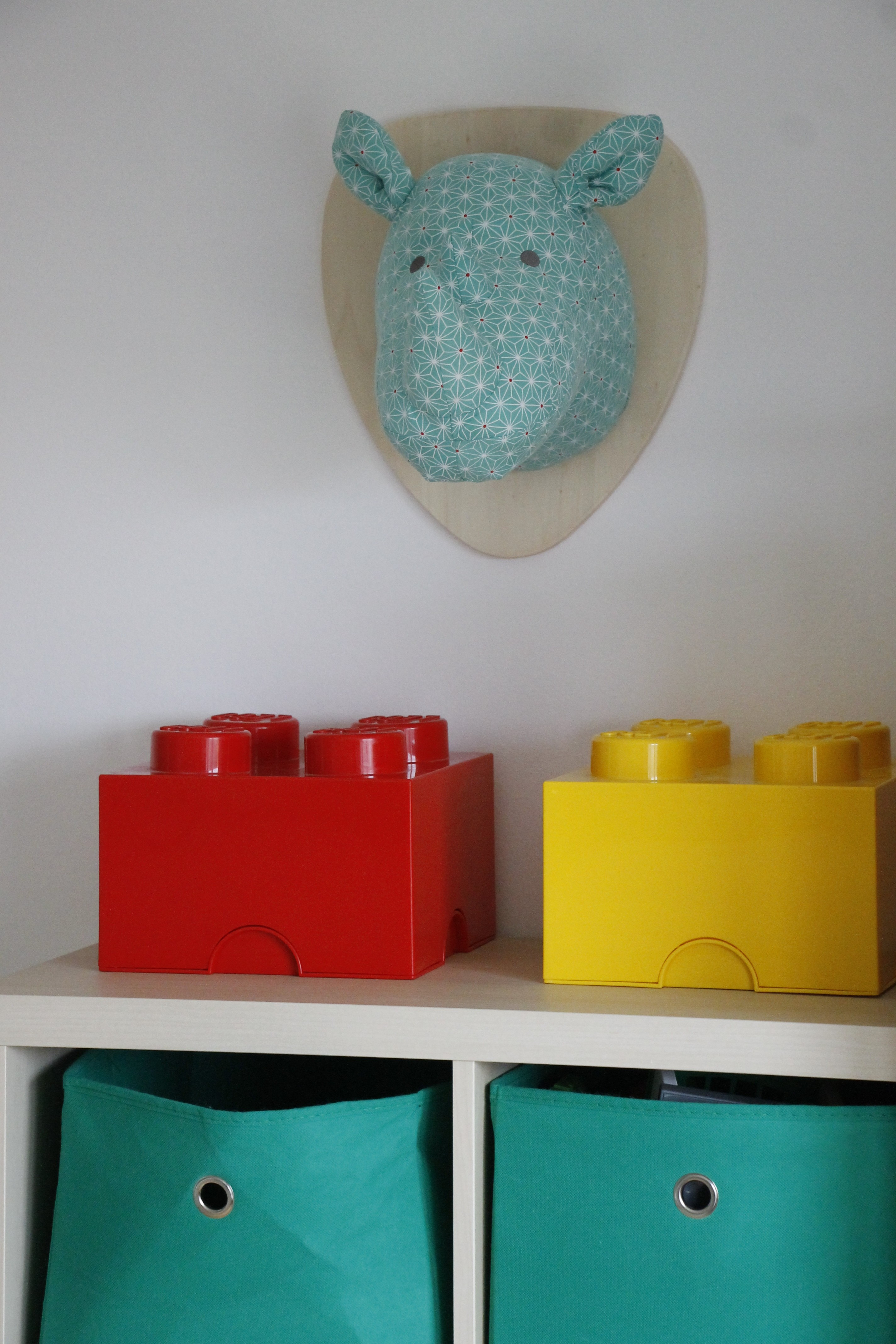 Von neuer dekoration f r das kinderzimmer und einem for Dekoration kinderzimmer